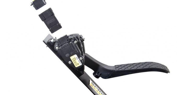 Электронная педаль газа - дроссельная заслонка под контролем