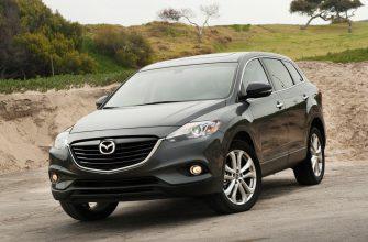 Обзор Mazda CX-9 3,7 277 л. с.