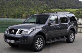 Обзор Nissan Pathfinder 3 (рестайл)