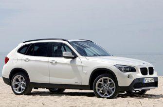Обзор BMW X1 премиум-класса