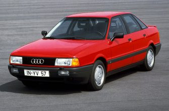 Блокпредохранителей и реле Audi 80 B3