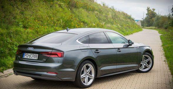 Обзор Audi A5 Sportback 2.0 TDI