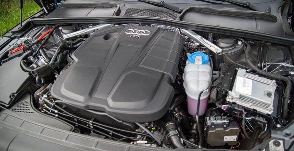 дизель 2.0 TDI мощностью 190 л.с.
