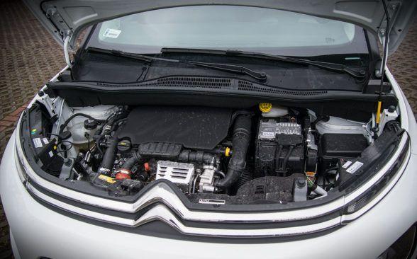 бензиновый двигатель 1.2 PureTech мощностью 110 л.с