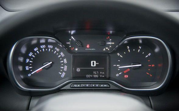 переключатель круиз-контроля старой школы, используемый в автомобилях Peugeot и Citroen