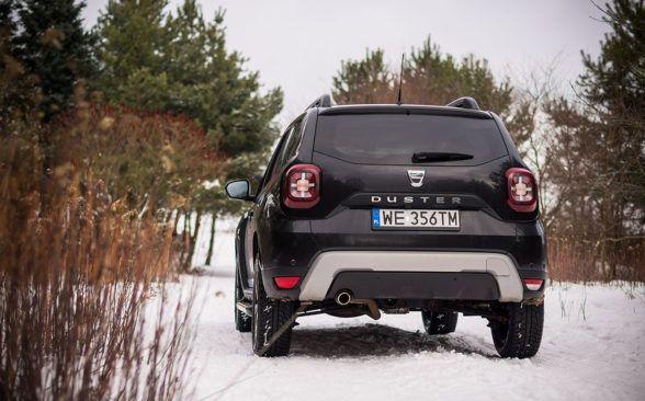 Обзор Dacia Duster 1.5 Blue dCi 115 л.с.