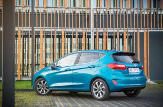 Обзор Форд Фиеста 1.0 EcoBoost 125 л.с.