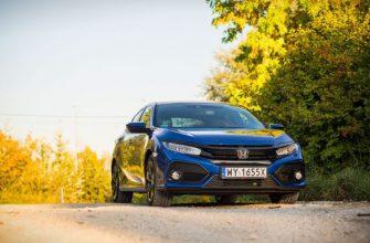Обзор Honda Civic 1.6 i-DTEC Executive