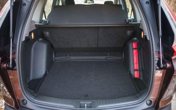 Объем багажного отделения