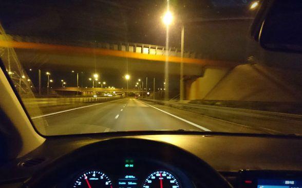 легкие движения рулевого управления
