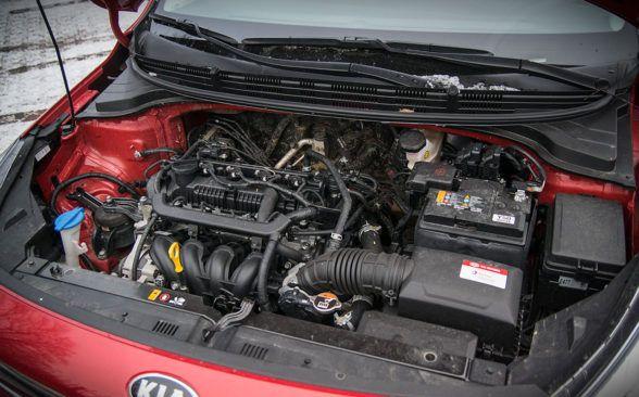 Типичный городской двигатель