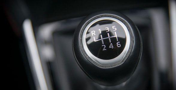 6-ступенчатая механическая коробка передач