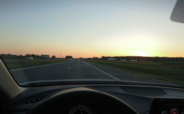 Подвеска позволяет ездить на более высоких скоростях