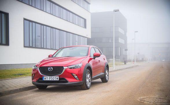 Mazda CX-3 определенно стоит проверить
