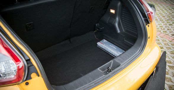 Багажник на 354 литра