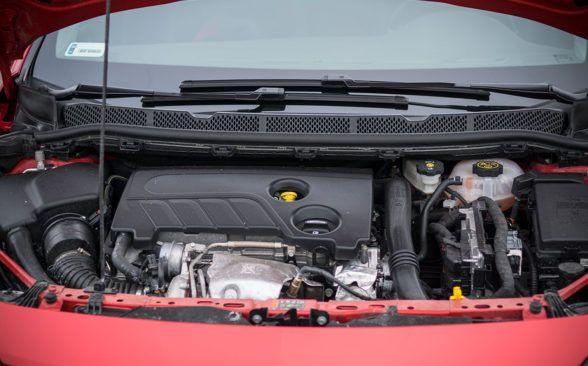 топовый двигатель Astra