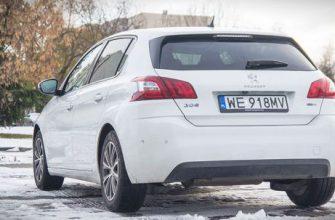 Обзор Peugeot 308 1.2 PureTech 130 л.с.