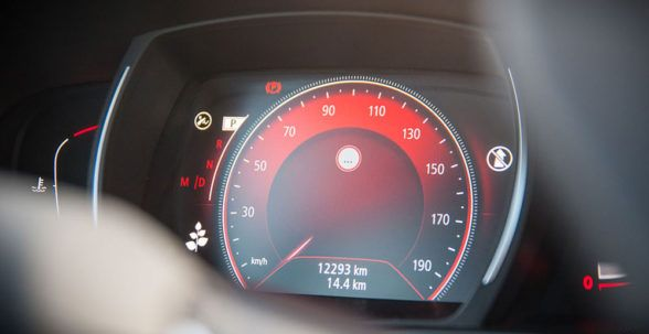Экран в центре - не единственный дисплей Renault Kadjar