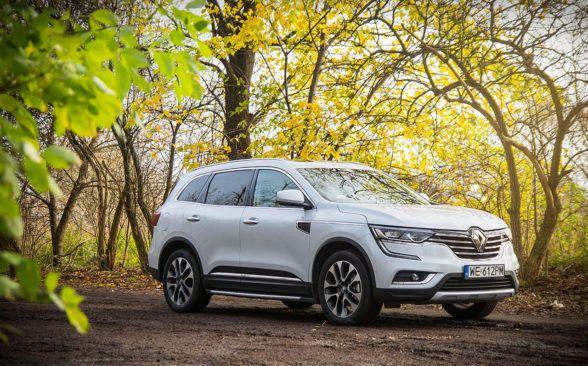 Обзор Renault Koleos Intens 2.0 dCi X-Tronic