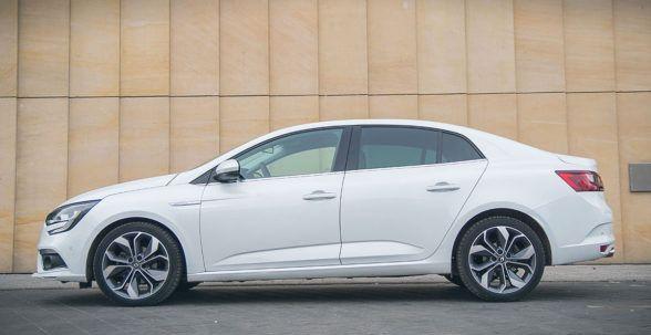 Обзор Renault Megane GrandCoupe Intens
