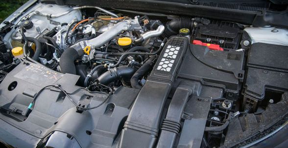 Renault Megane GT оснащен двигателем 1.6 TCe