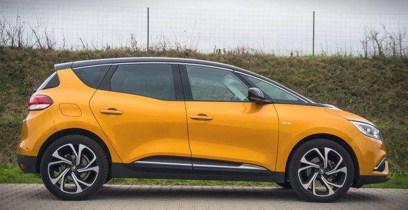 Обзор Renault Scenic BOSE 1.6 dCi