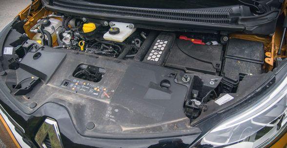 двигатель 1.6 dCi имеет мощность 130 л.с.