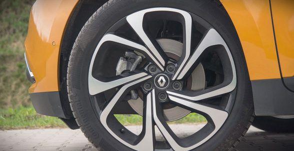 20-дюймовые колесные диски Scenic