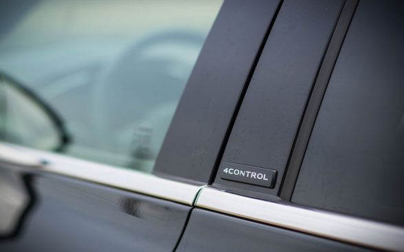 полноприводная система рулевого управления 4 Control