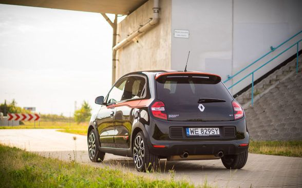 Обзор Renault Twingo GT 0,9 TCe 110 л.с.