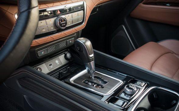 Rexton при круиз-контроле на скорости 140 км / ч потребляет 10,5-11 литров