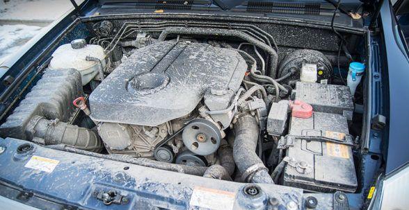 2,2-литровый 4-цилиндровый дизельный двигатель мощностью 178 л.с.