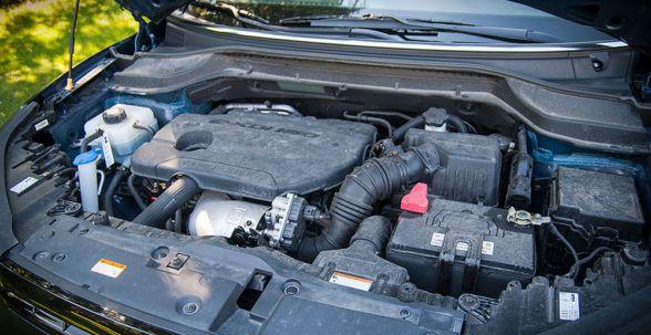 дизельный двигатель e-XDI объемом 1,6 литра и мощностью 115 лошадиных сил
