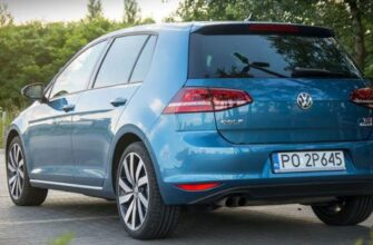 Обзор Volkswagen Golf Highline 1,4 TSI