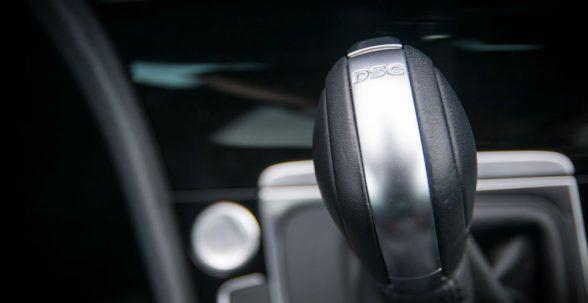 У тестового Volkswagen Golf двигатель 1.4 TSI