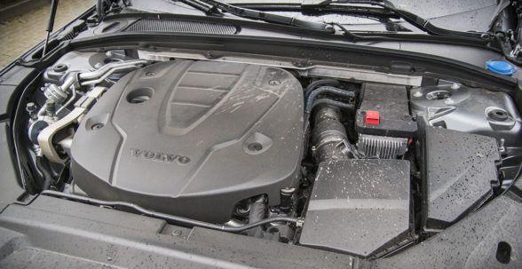 дизель D5, доступный в линейке для Volvo S90