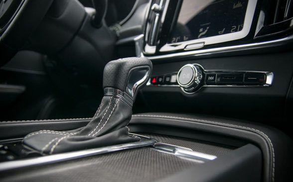 8-ступенчатая автоматическая коробка передач Geartronic