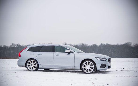 Volvo V90 в варианте R-Design
