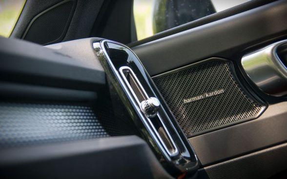 Volvo в варианте R-Design с двигателем D4