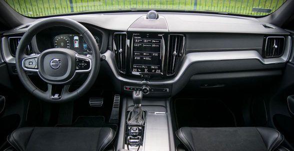 дизайн Volvo